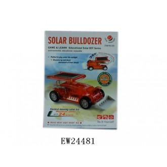 Խաղ լեգո մեքենա արևային մարտկոցով լիցքավորվող