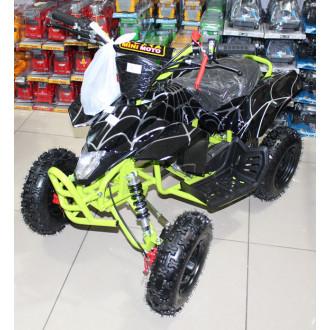 Մանկական մեքենա բենզինային շարժիչով