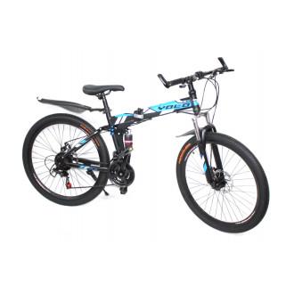 """Հեծանիվ  ծալվող 26"""" YOLO 21 փոխանցումներով, HENGQI անվադող"""
