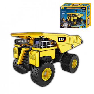 Լեգո 172կտոր բեռնատար շինարարական մեքենա