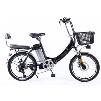 """Հեծանիվ երկանիվ 20"""" 48v մարտկոցով, լիցքավորվող"""
