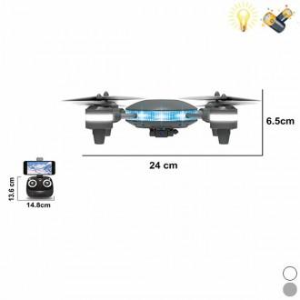 Ուղղաթիռ դրոն հեռակառավարմամբ,տեսախցիկ + Wi-Fi