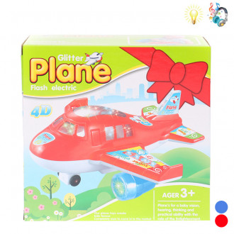 Խաղ ինքնաթիռ էլ-ով մուլտիկացված