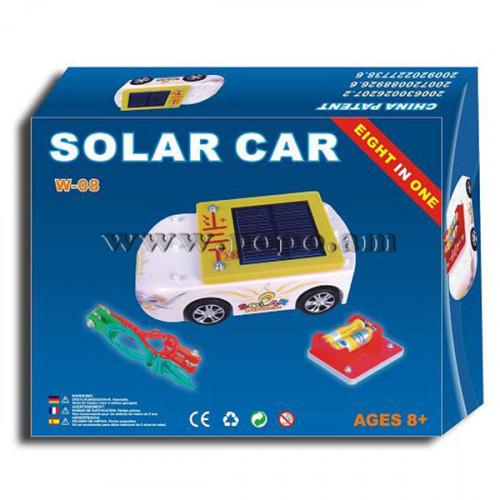 Խաղ լեգո մեքենա արևից լիցքավորվող, մարտկոցով