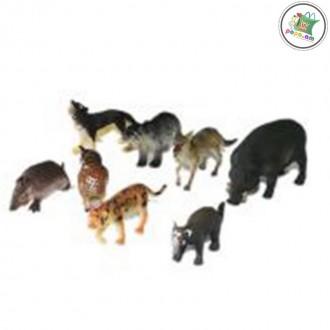 Ռեզինե մանր կենդանիներ 8հ-ոց