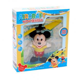 Խաղալիք էլ-մարտկոցով, թռչող Միկի