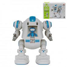 Լեգո ռոբոտ կառուցողական մեխանիզմով էլ մարտկոցով