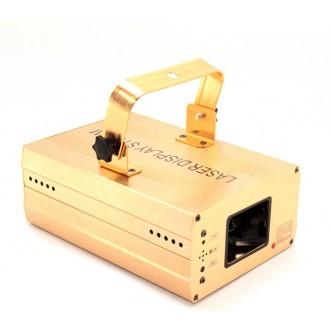 Լույս լազերային + DMX Laser show system
