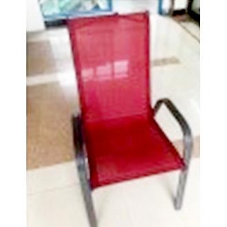 Աթոռ մետաղյա հիմքով, պոլիմեր ցանցե գործվածքով  68*56*97 սմ