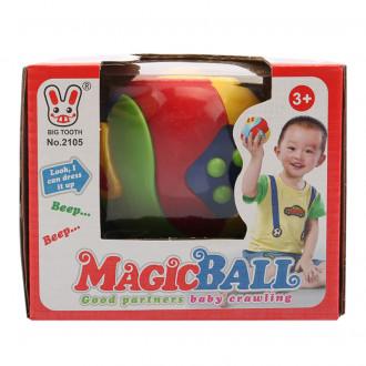 Խաղ գնդակ կախարդական փոփոխվող 3ձև