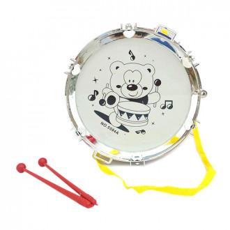 Խաղ թմբուկ մանկական ցել-ով