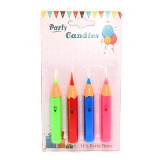 Ծննդյան մոմ՝ մատիտ 4հ-ոց