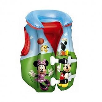 Փչովի լողի բաճկոն Bestway Disney Mickey Mouse 51cm x 46cm Swim Vest
