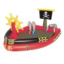 Փչովի լողավազան ջրաշխարհ Bestway 1.90m x 1.40m x 96cm Pirate Play Pool
