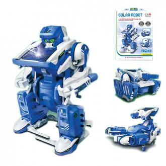 Լեգո 3ը-1ում ռոբոտ կերպարանափոխվող արեւային էներգիայով աշխատող