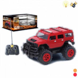 Մեքենա հեռակառավարմամբ Hummer, մարտկոցով