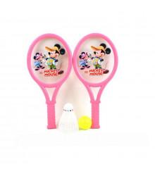 Բադմինտոնմանկական փոքր դհոլե, Mickey & Mouse