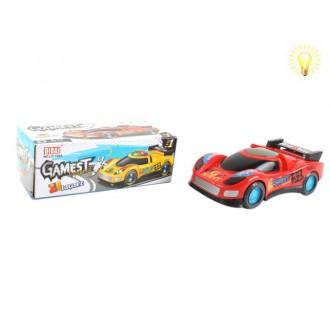 Մեքենա էլ․մարտկոցով մուլտիկացված, 3D լույսային