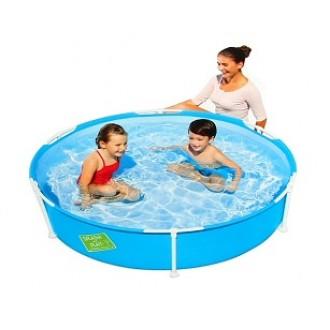 Հավաքովի լողավազան մանկական Bestway 1.52m x 38cm My First Frame Pool 580 Л