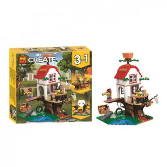 Խաղ Լեգո CREATE 268 կտոր 3-ը 1-ում