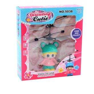 Խաղալիք էլ-մարտկոցով, թռչող տիկնիկ