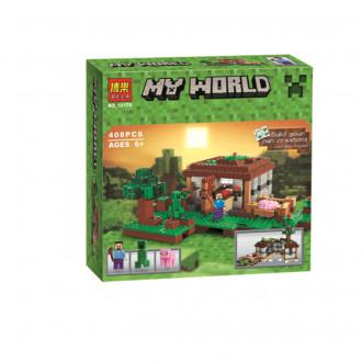 Խաղ լեգո 408կտ. MY WORLD