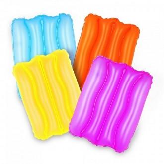Փչովի բարձիկ մանկական ցել-ով Bestway 38cm x 25cm x 5cm Wave Pillow