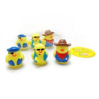 Խաղալիք ռեզինե 3հ-ոց ճուտիկ