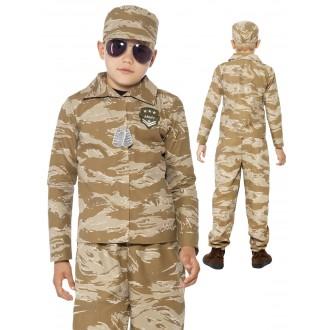 Մանկական հագուստ ռազմական, զինվորի /COSPLAY CLOTH/