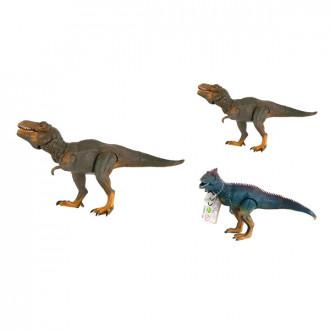 Դինոզավր ռետինե 2ձև