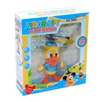 Խաղալիք էլ-մարտկոցով, թռչող բադիկ