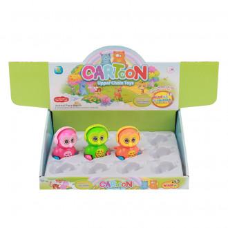 Խաղալիք բու 12հ-ոց տուփով, լարովի