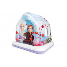 Փչովի մանկական տնակ Frozen /INTEX