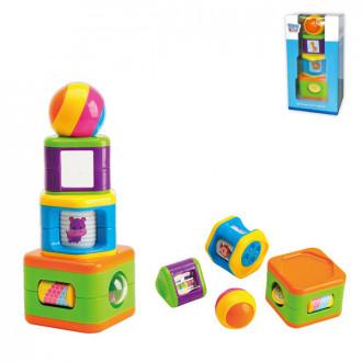 Մանկական խախալիք Tanny Kids զարգացնող, տրամաբանական խաղ
