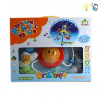 Օրորոցային Խաղեր փափուկ խաղալիքով, կալիբել լուսատու SUNLIKE