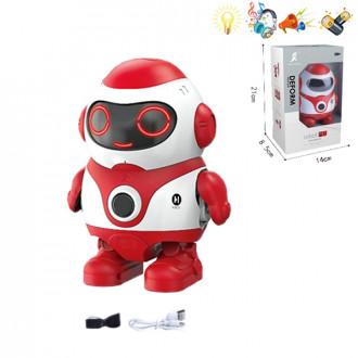 Խաղ ռոբոտ էլ.մարտկոցով մուլտիկացված փոքր