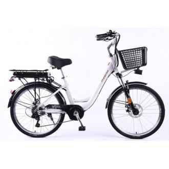"""Հեծանիվ երկանիվ 24"""" 36v մարտկոցով, լիցքավորվող"""
