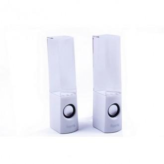 USB բարձրքղոսներ լուսային էֆեկտներով